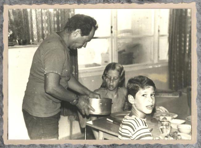 יום החברה 1978: דורון גבעתי, עירית סיני ונדב מירב