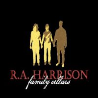 RA Harrison Family Winery Logo