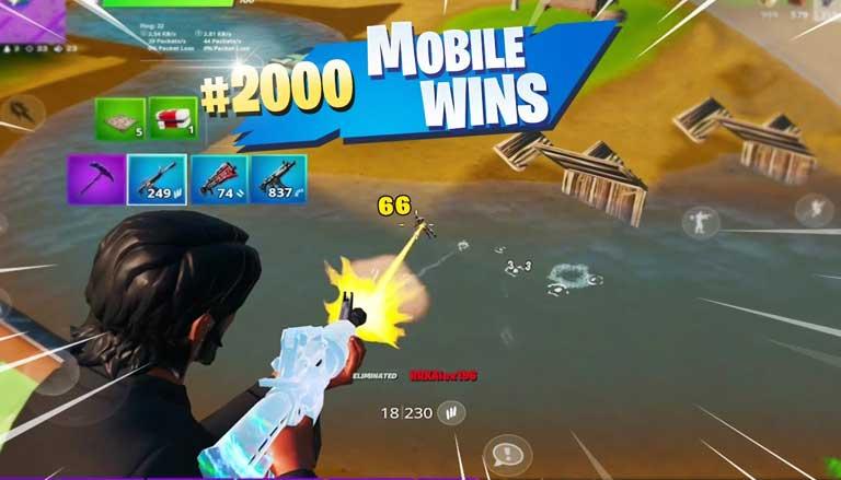 Fortnite Versi Mobile Secara Resmi Rilis di Playstore