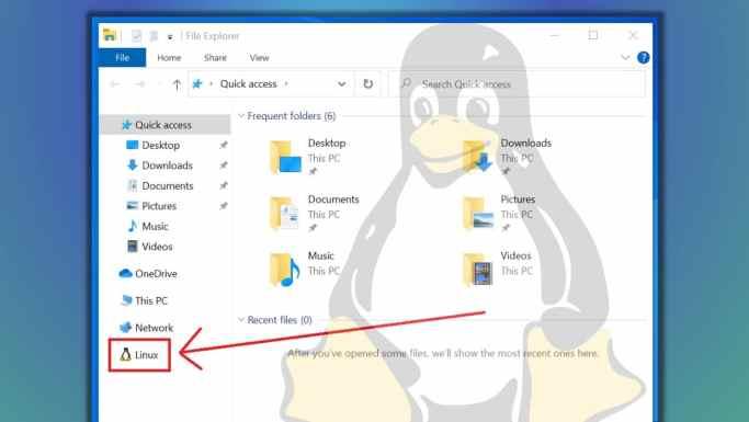 Microsoft Membuat File Linux Lebih Mudah Diakses Pada Windows 10
