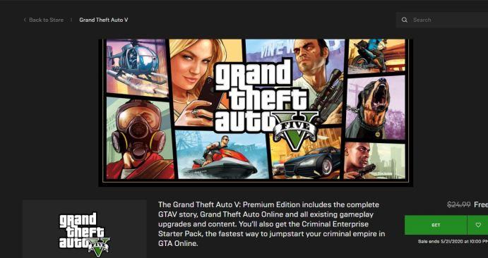 Menggembirakan! GTA 5 Bisa Diunduh Gratis Hingga 21 Mei