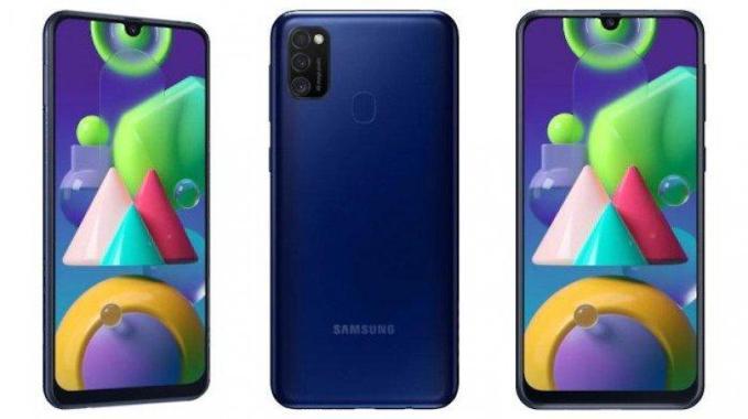 Samsung Galaxy M21 Harga dan Spesifikasi Terbaru