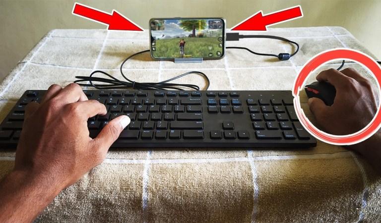 Cara Main Free Fire Menggunakan Keyboard
