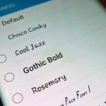 Tulisan Cantik untuk Smartphone Anda