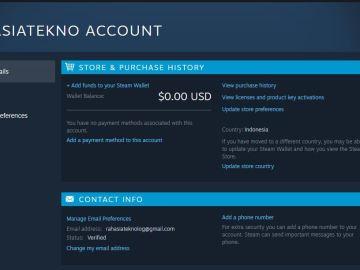 Cara Beli Kode Steam Wallet dan Cara Menukarkannya