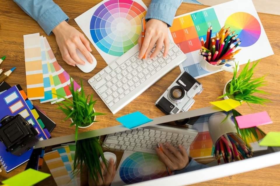 graphics design oman