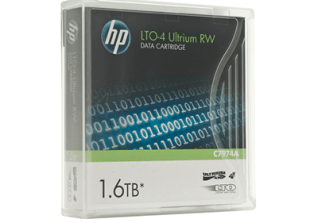 Hp LTO-4 Ultrium Tape