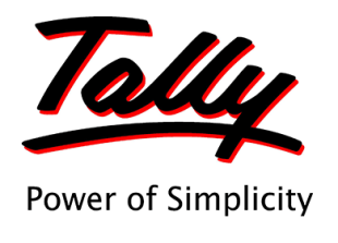 Tally ERP Software