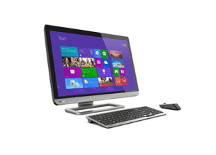 Toshiba All in One i7 PC