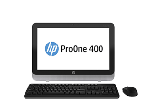 HP ProOne 400 G1 All-in-One Computer – Intel Core i5