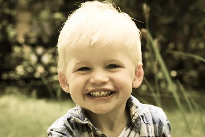 grinsender Gideon (1 von 1)