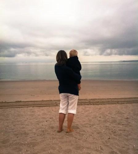 Ein ruhiges Meer