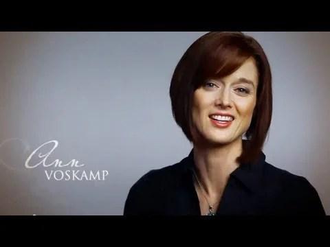 Wie eine Frau namens Ann Voskamp mein Leben verschönert…