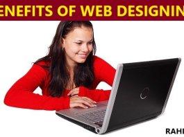 benefits of web designing