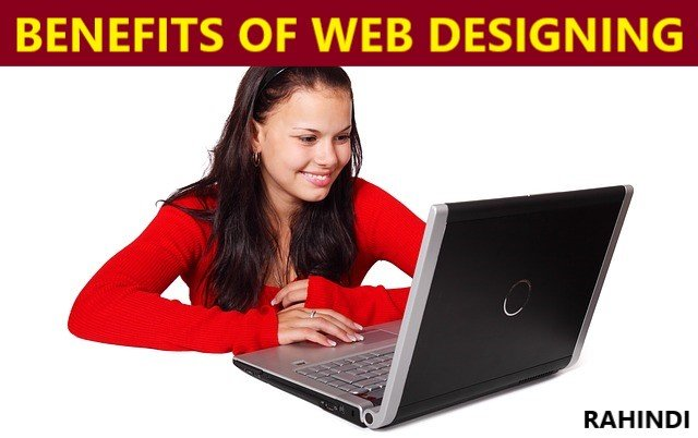 benefits of web designing