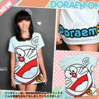 Kaos Doraemon Let's go
