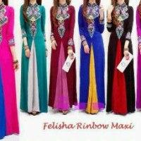 Felisha Maxi Dress