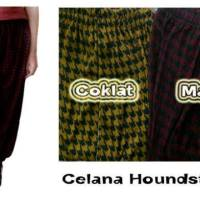 Celana Houndsooth