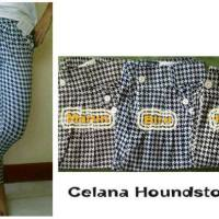 Celana Houndstooth