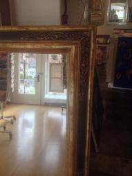 Renaissance Spiegel mit Radierornament