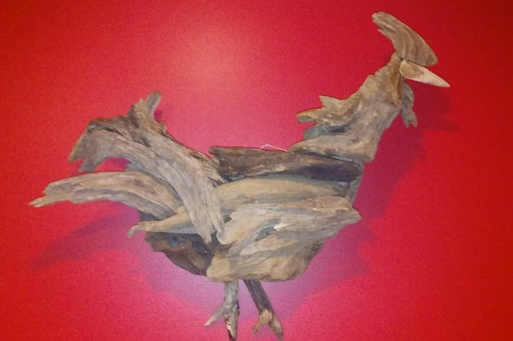 Driftwood Rooster