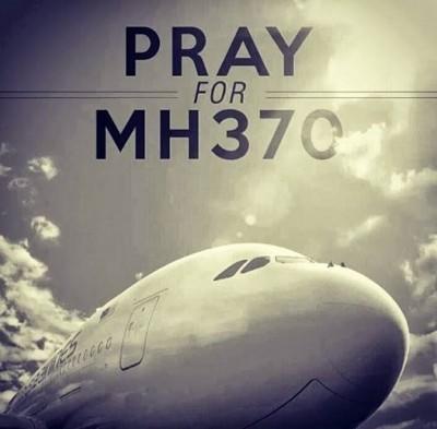 Pray-MH370
