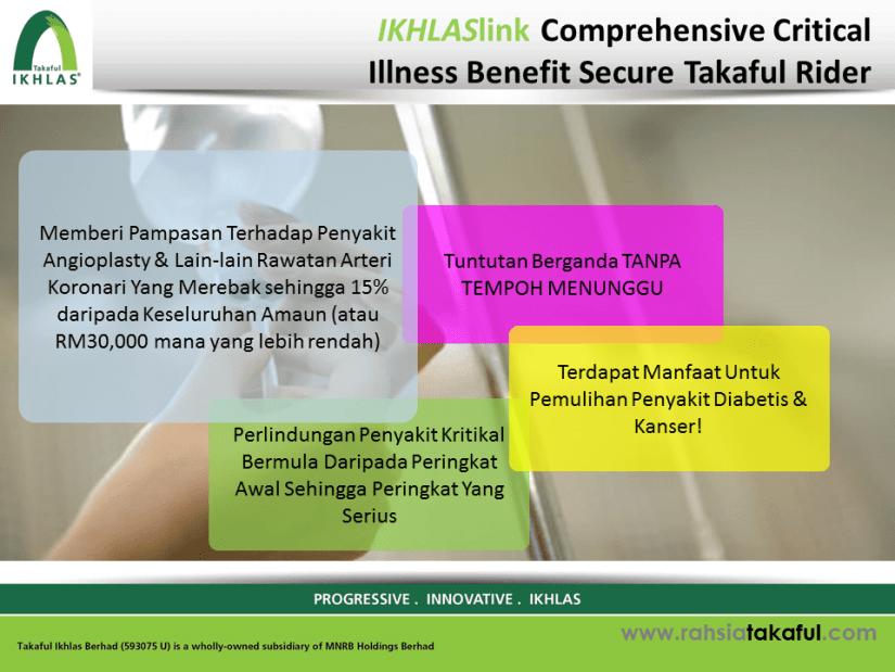 IKHLAS Comprehensive Critical Illness Benefit (2)