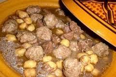 المثوم طبق جزائري
