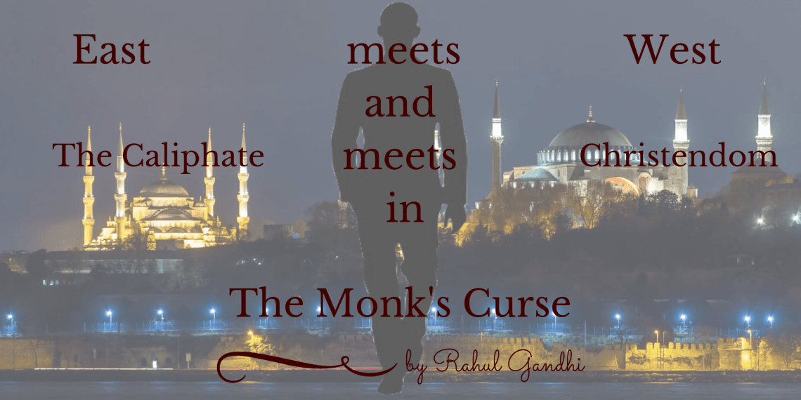 Literary Reinvention - The Monk's Curse Banner