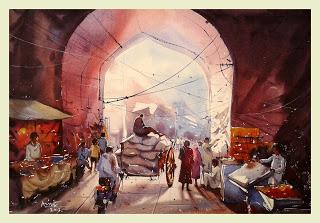 Amit Watercolour151