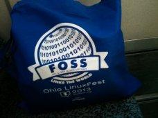 FOSS bag :)