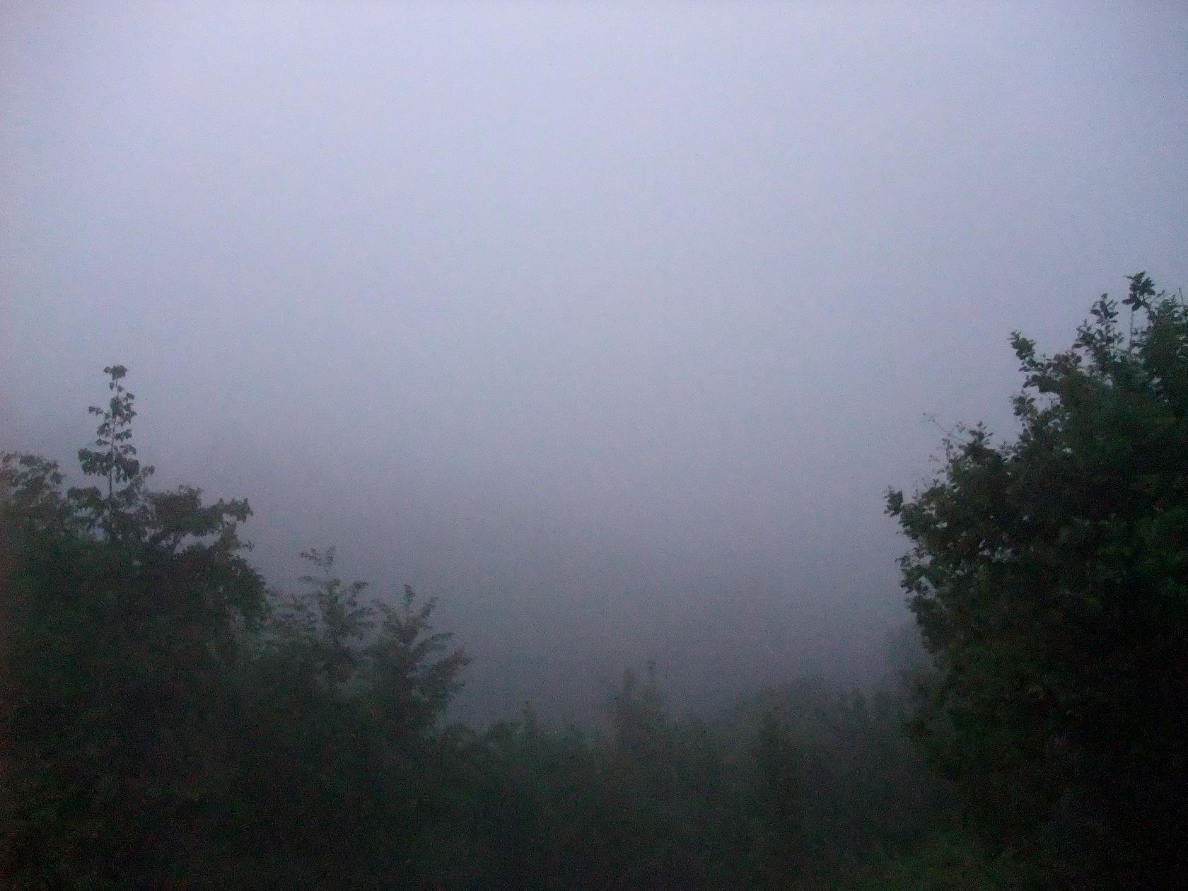 Nebel vor Amasra