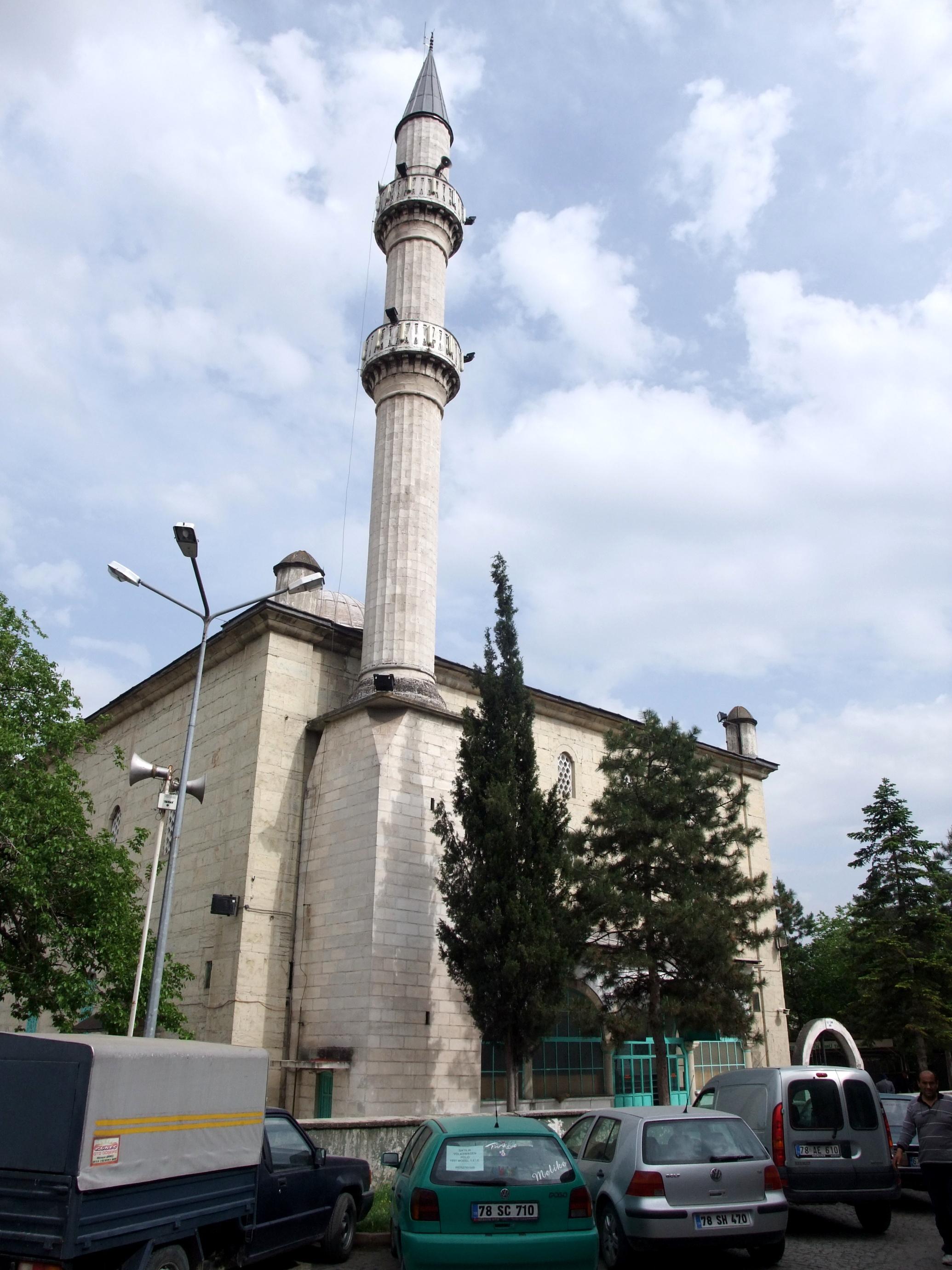 Die Moschee, die einmal eine Kirche war