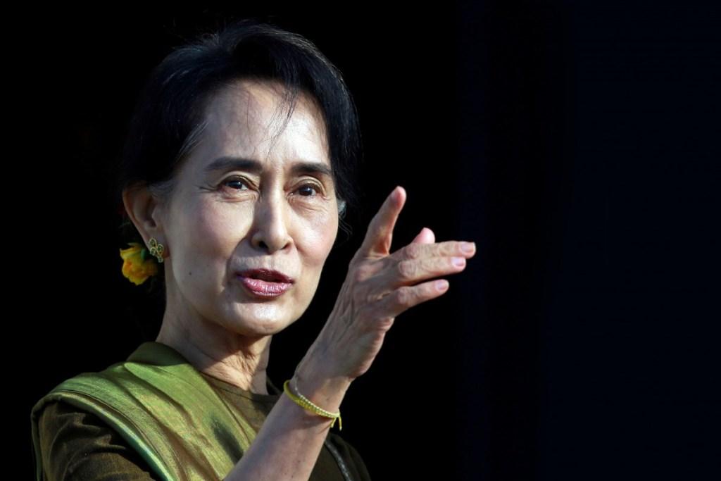 Aung San Suu Kyi: Blazing through another election
