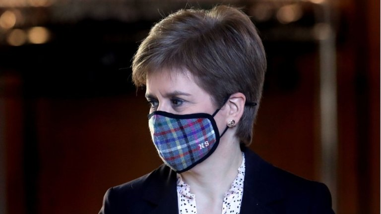 Nicola Sturgeon in a Chilly Predicament Amidst Scottish Independence bids