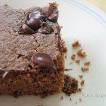Peanut Butter Mocha Coffee Cake