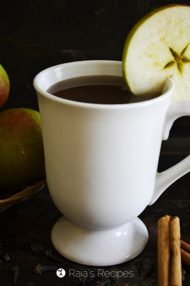 homemade apple cider 1