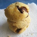 Chocolate Chip Sour Cream Cookies {Gluten & Egg Free}