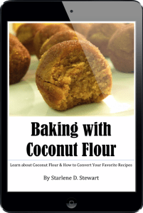 Baking With Coconut Flour | Starlene Stewart