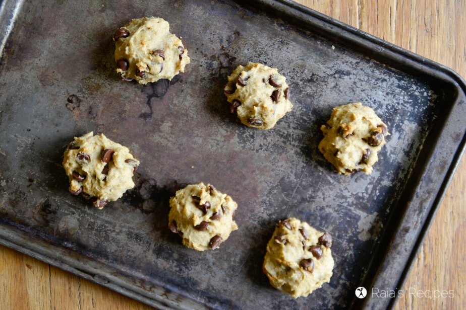 Nothing quite beats a good, easy chocolate chip cookie recipe. These allergy-friendly ones sure hit the spot! RaiasRecipes.com