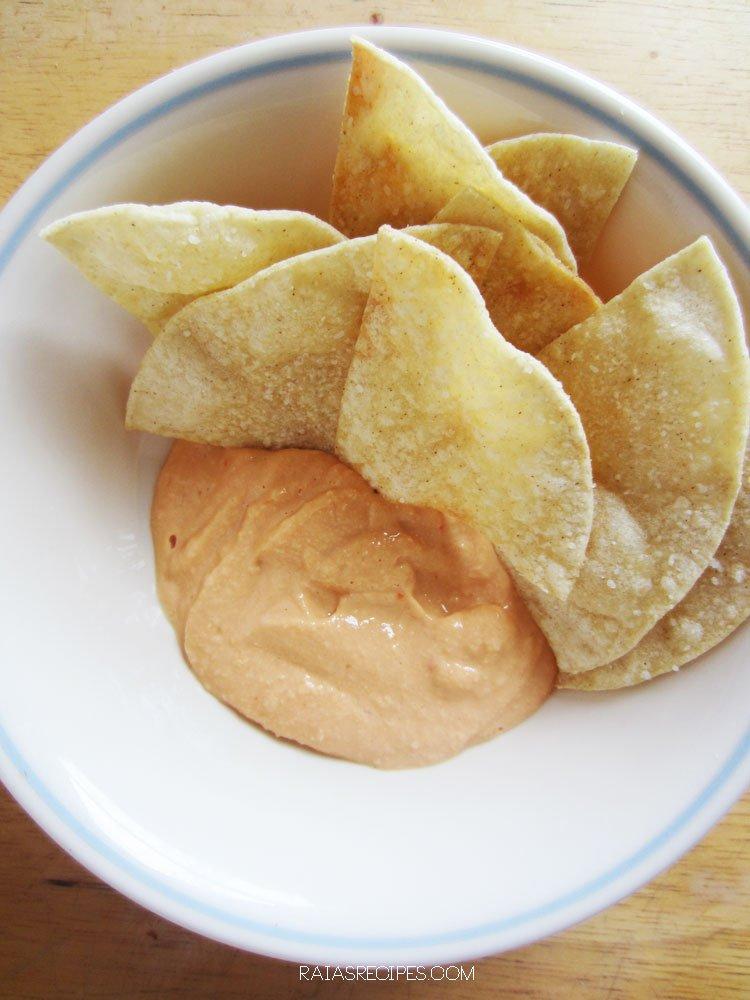 Lacto-Fermented Sprouted Hummus | grain-free, gluten-free, refined sugar-free | RaiasRecipes.com