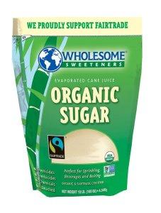 Amazon - Organic Sugar