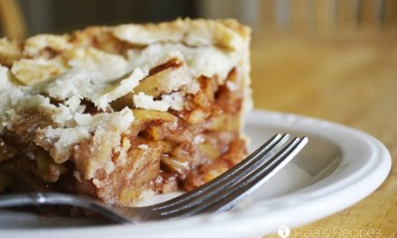 Deep Dish Gluten-Free Apple Pie