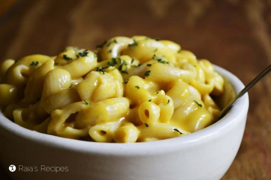 Easy, One-Pot Mac 'n Cheese with Hidden Veggies
