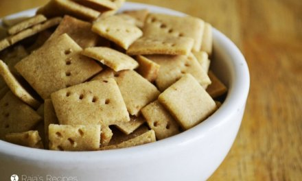 Buttermilk Rice Crackers