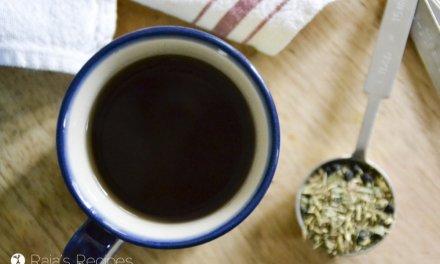 DIY, Herbal Immune-Boosting Sore Throat Tea