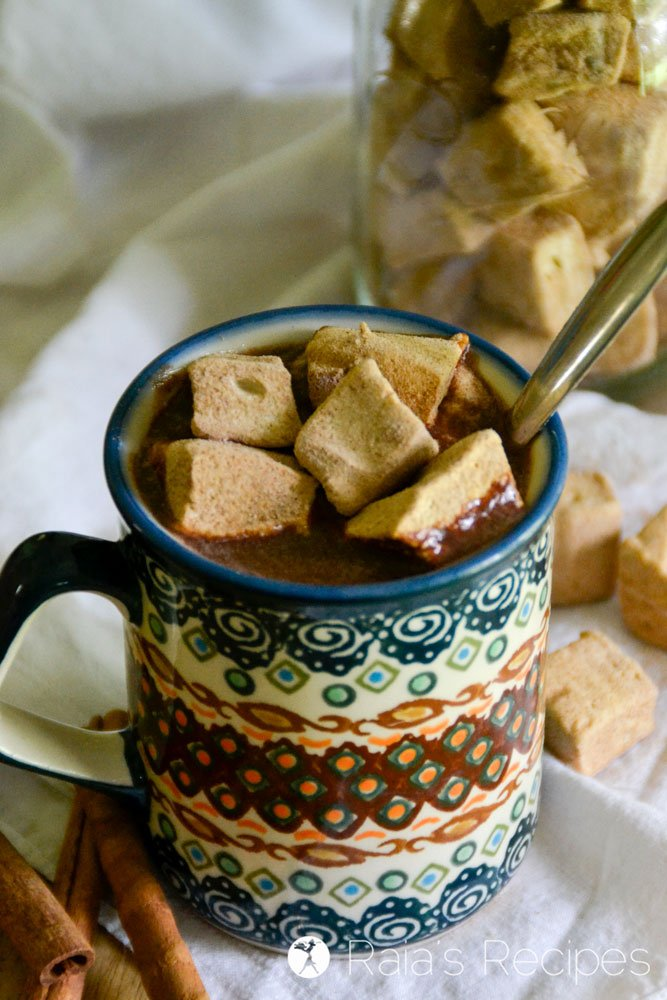 Paleo Perfect Homemade Hot Cocoa #paleo #glutenfree #realfood #dairyfree #hotchocolate #hotcocoa #chocolate #drinks