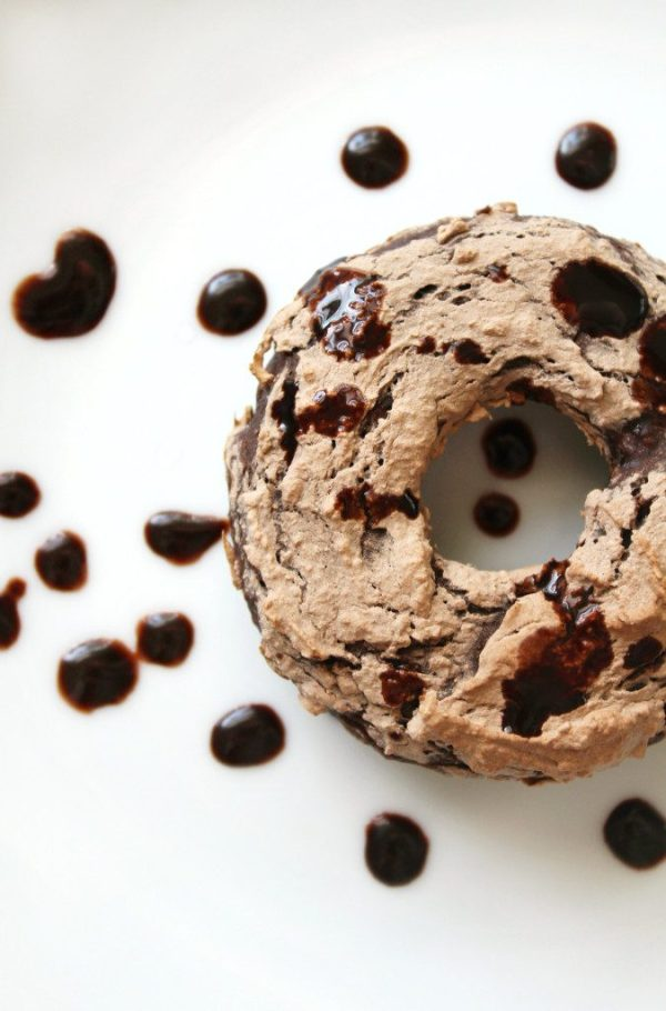 Triple Chocolate Donuts from Strength & Sunshine