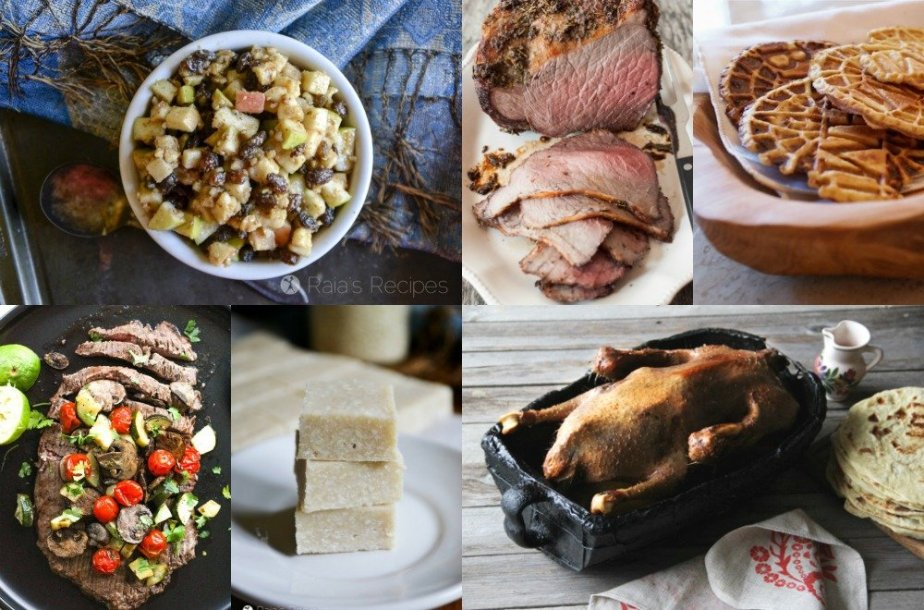 A Paleo Passover