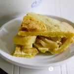 Personal Pan Apple Pie :: Paleo, GAPS